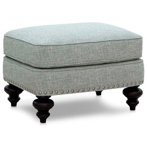 Smith Brothers 539 Ottoman