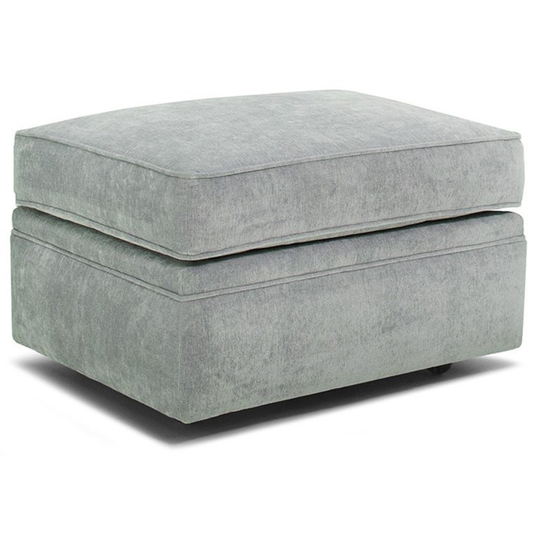 540 Ottoman by Smith Brothers at Turk Furniture