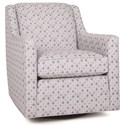 Smith Brothers 549 Swivel Glider Chair - Item Number: 549-58