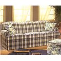 Smith Brothers 657 Style Sofa - Item Number: 657-01