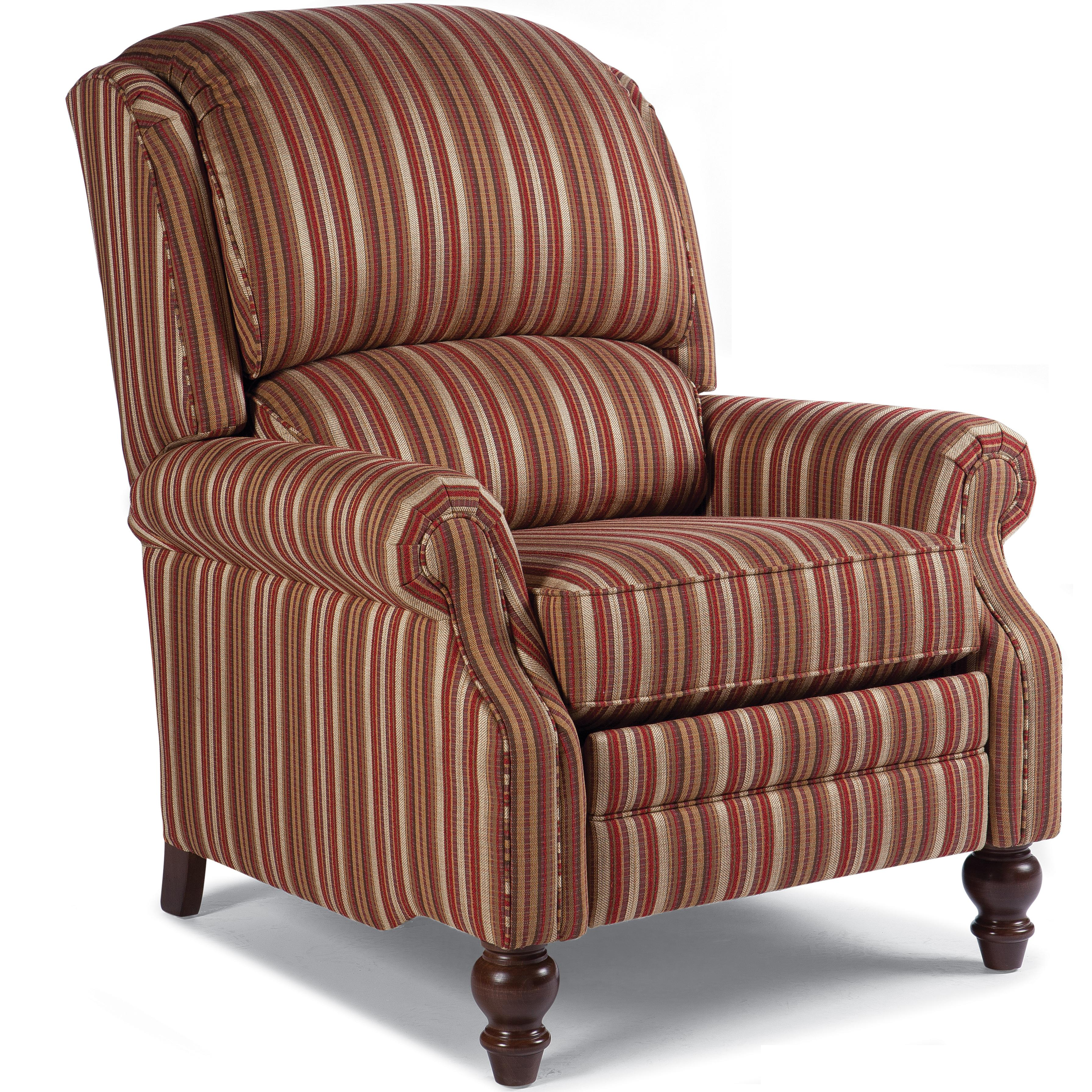 705 Pressback Reclining Chair by Smith Brothers at Pilgrim Furniture City