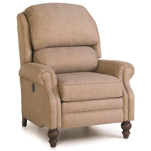 Smith Brothers 705 Pressback Reclining Chair