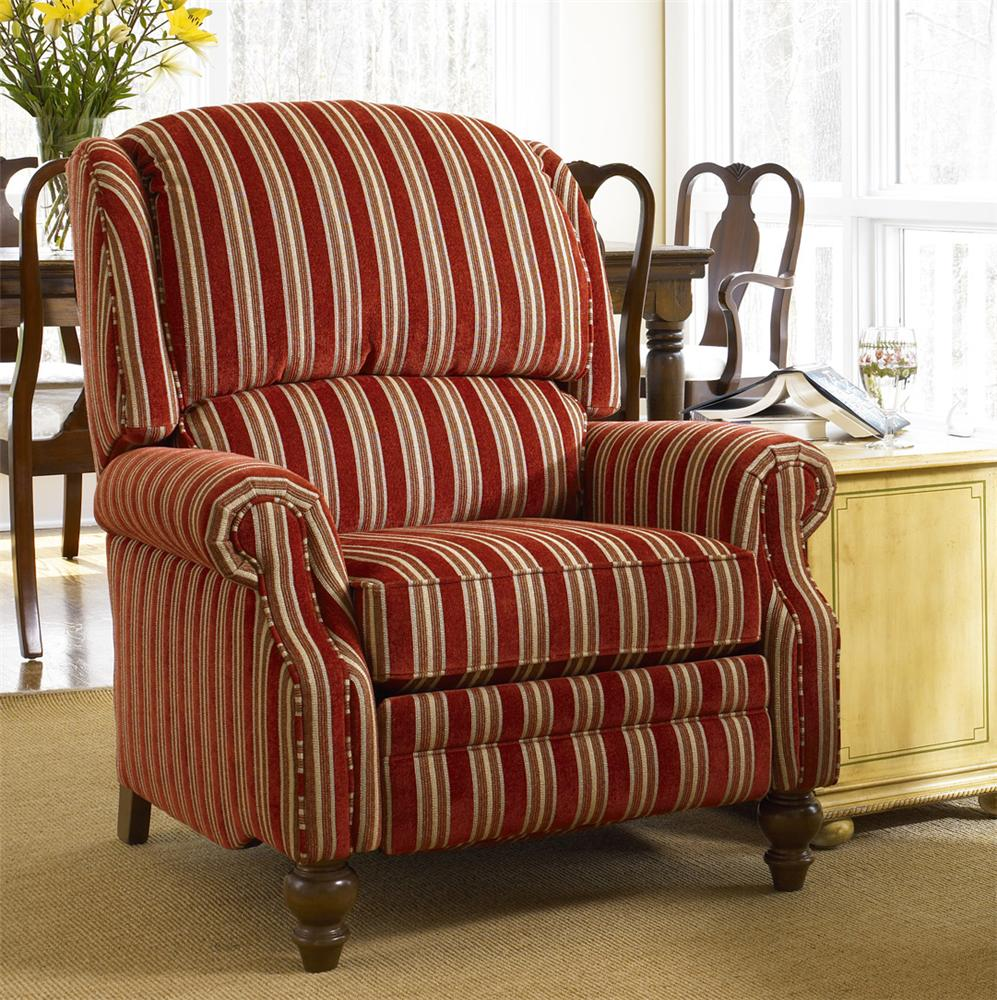 705 Pressback Recliner by Smith Brothers at Pilgrim Furniture City