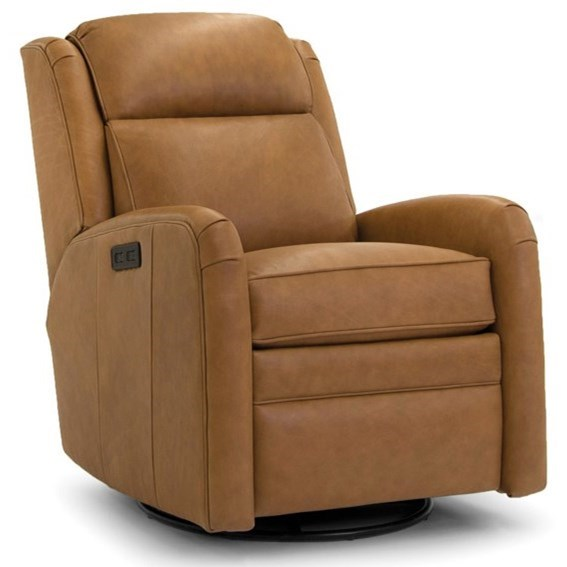734 Power Recliner by Smith Brothers at Sprintz Furniture