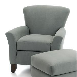 Smith Brothers 919 Upholstered Chair