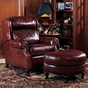 Smith Brothers 932 Tilt-Chair and Ottoman - Item Number: 932-01&02