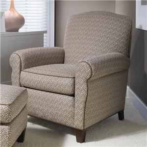 Smith Brothers 933 Upholstered Chair