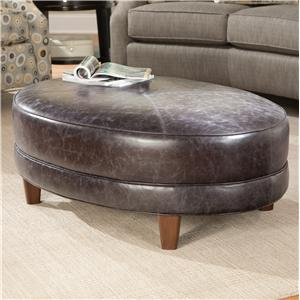 Smith Brothers 940 Cocktail Ottoman