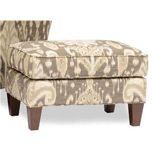 Smith Brothers 944 Upholstered Ottoman
