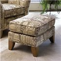 Smith Brothers 966 Ottoman - Item Number: 966O