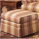Smith Brothers 971 Upholstered Ottoman - Item Number: 971-OT