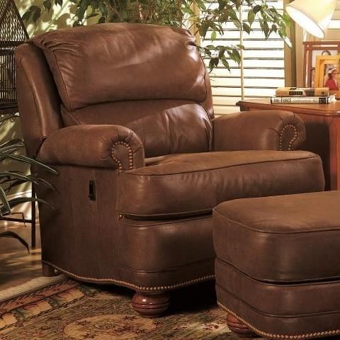988 Tilt-Back Reclining Chair by Smith Brothers at Pilgrim Furniture City