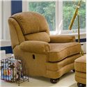 Smith Brothers 988 Tilt-Back Reclining Chair - Item Number: 988-CH