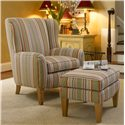 Smith Brothers 994 Upholstered Chair