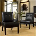 Smith Brothers 995 Armless Accent Chair