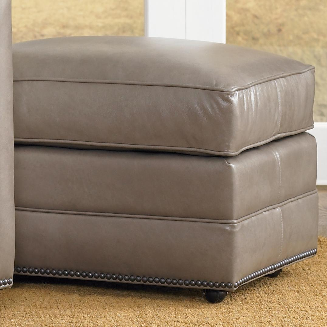 Accent Chairs and Ottomans SB Ottoman by Smith Brothers at Gill Brothers Furniture