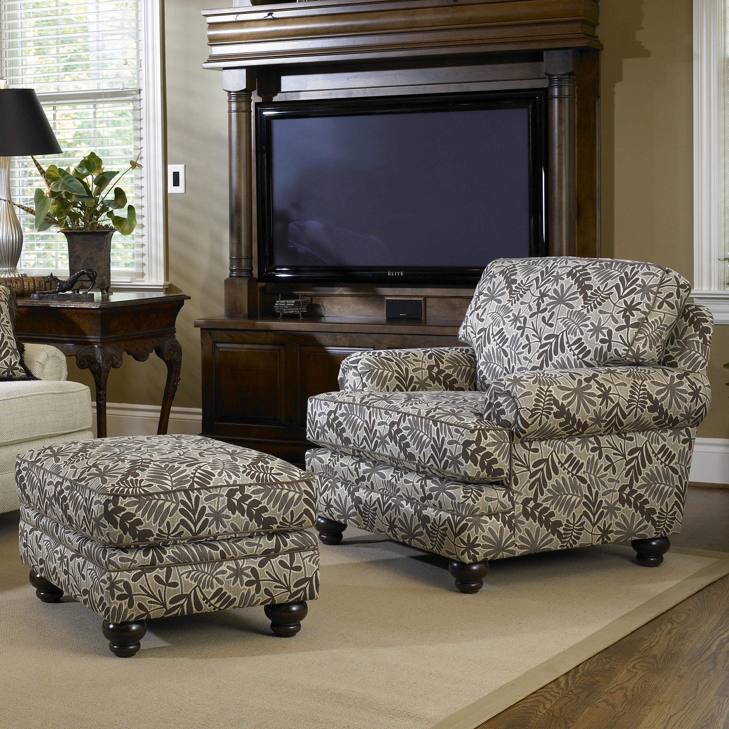 Smith Brothers Build Your Own 5000 Series Upholstered