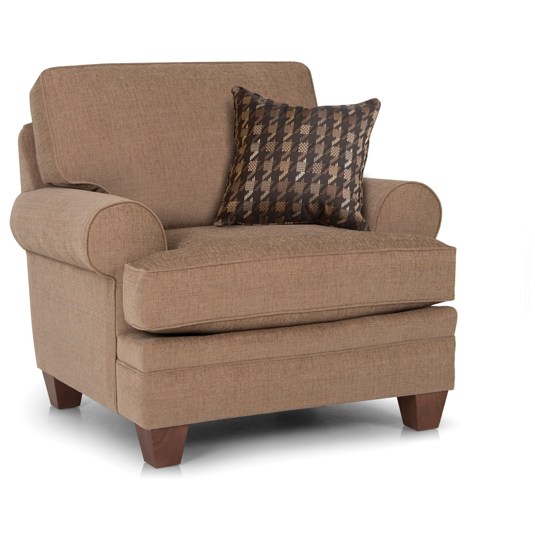 Build Your Own 5000 Series Customizable Chair by Smith Brothers at Saugerties Furniture Mart