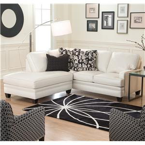 Smith Brothers Build Your Own (5000 Series) Small Sectional Sofa