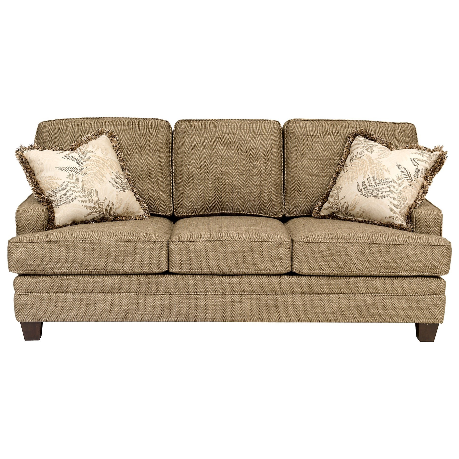 Build Your Own 5000 Series Customizable Sofa by Smith Brothers at Saugerties Furniture Mart