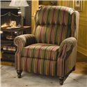 Peter Lorentz Recliners  Traditional Recliner - Item Number: 732