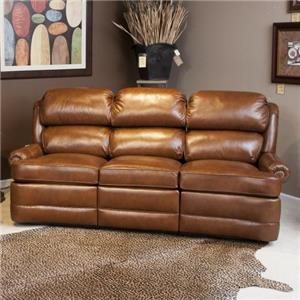 Smith Brothers Smith Brothers Reclining Sofa
