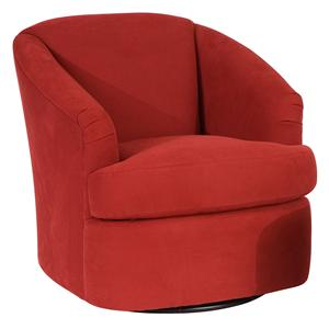 Peter Lorentz Smith Brothers Contemporary Swivel Chair