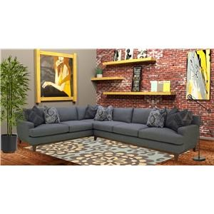 Reeds Trading Company Boston Sectional Sofa