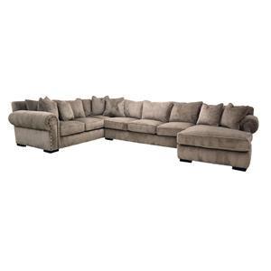 Reeds Trading Company Buenavista Sectional Sofa
