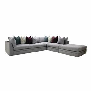 Down 3 PC Sectional Sofa