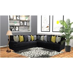 Reeds Trading Company Piccolo Sectional Sofa