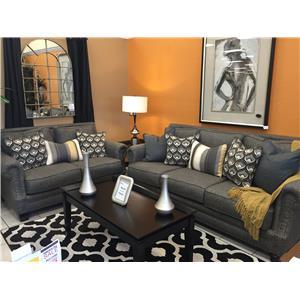 Del Sol Exclusive TaraGray Sofa & Love seat