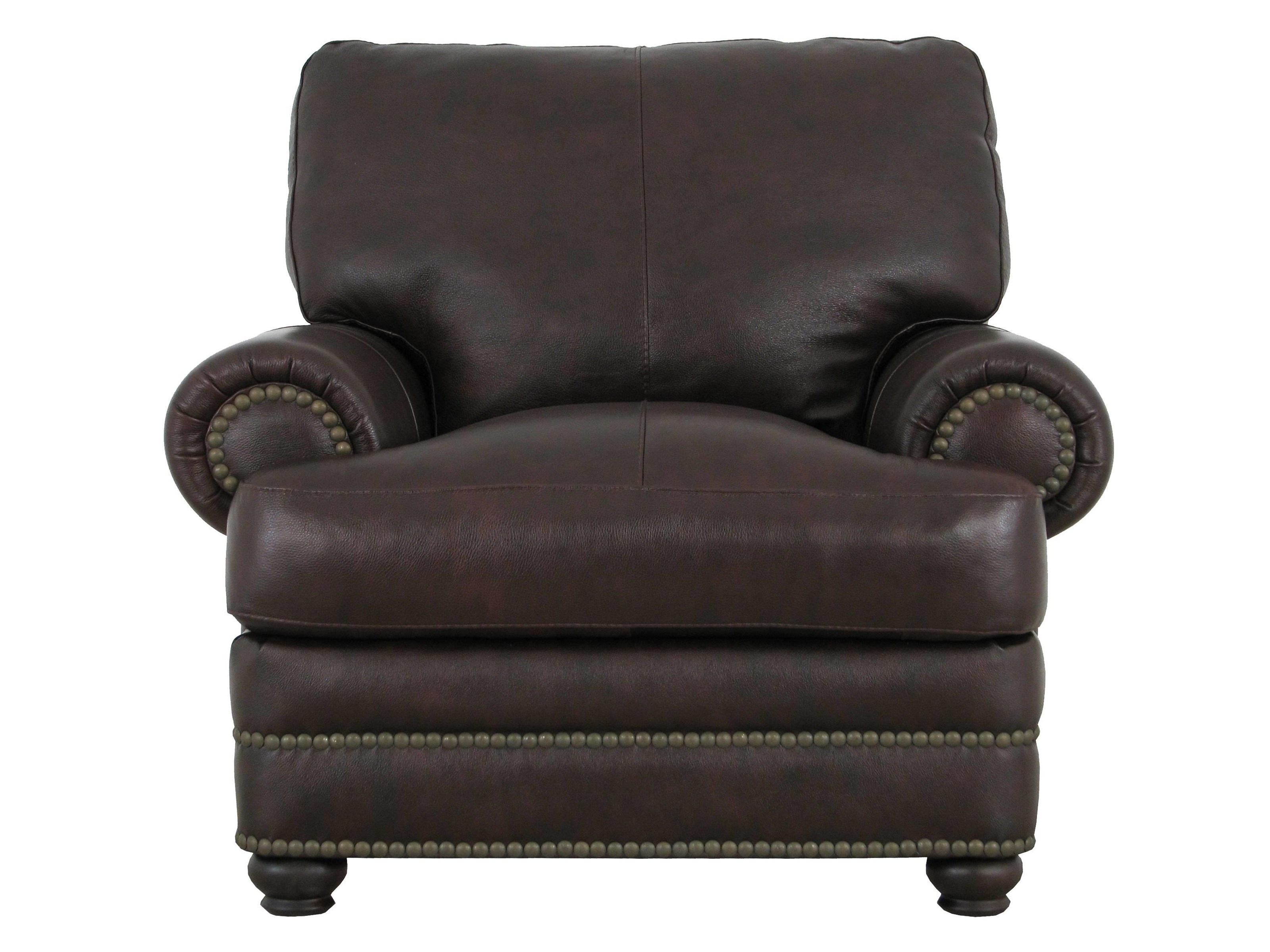 Soft Line 7103 Leather Chair - Item Number: 7103Chair