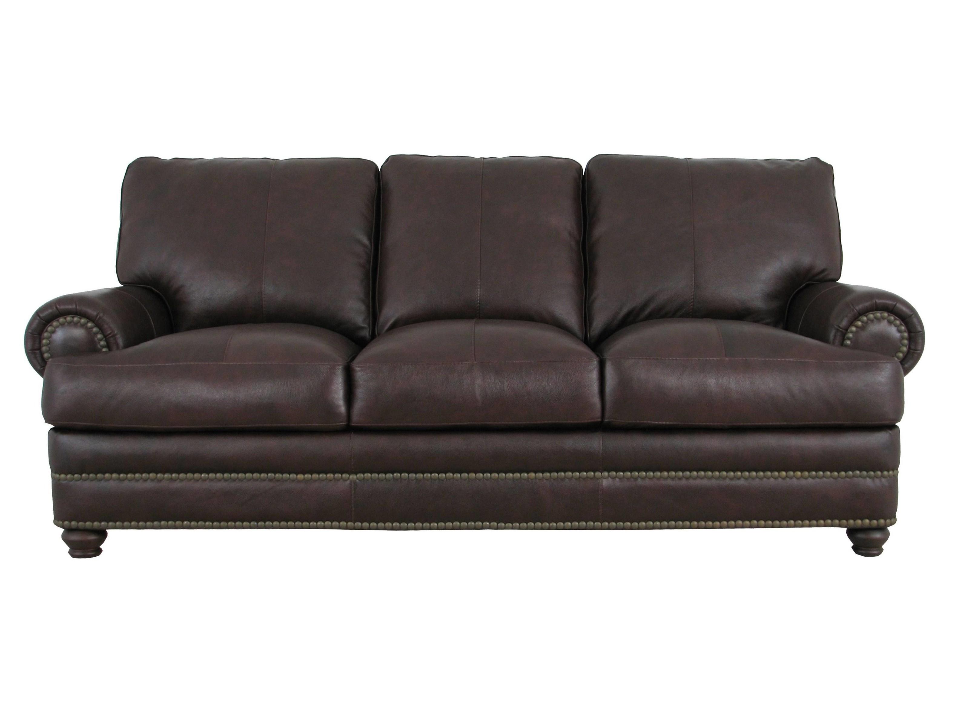 Soft Line 7103 Leather Sofa - Item Number: 7103Sofa