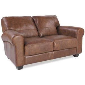 Soft Line 4452 Leather Loveseat