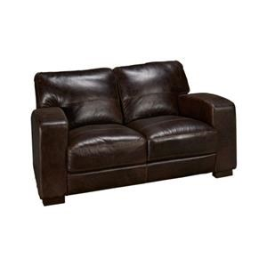 Soft Line 4864 Leather Loveseat