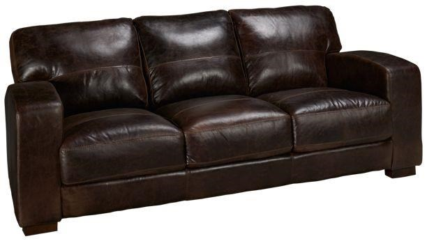 Stupendous 4864 Leather Sofa Squirreltailoven Fun Painted Chair Ideas Images Squirreltailovenorg
