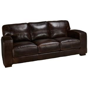 Soft Line 4864 Leather Sofa