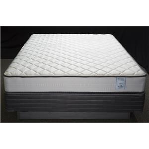 Solstice Sleep Products Cottage Bridgeport Full Firm Mattress