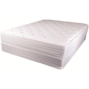 Solstice Sleep Products Ivybridge Queen Plush Mattress Set