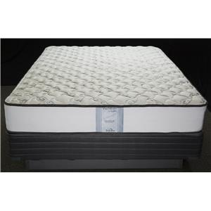 Solstice Sleep Products Cottage Monterey Queen Firm Mattress