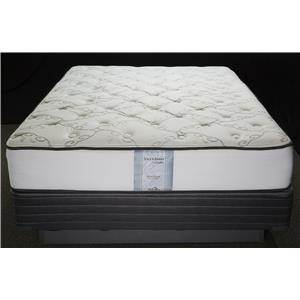 Solstice Sleep Products Cottage Monterey Twin Plush Mattress