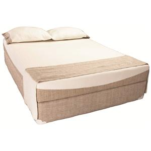 Solstice Sleep Products Cielo Twin Memory Foam Mattress Set