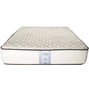 Solstice Sleep Products Veridian Jade Queen Firm Mattress Set