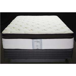 Solstice Sleep Products Veridian Quartz King Boxtop Mattress