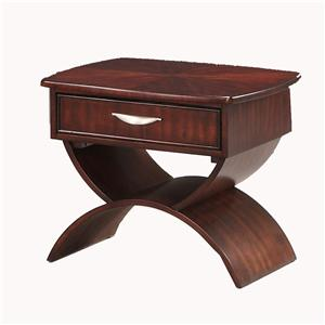 Morris Home Furnishings Cirque End Table