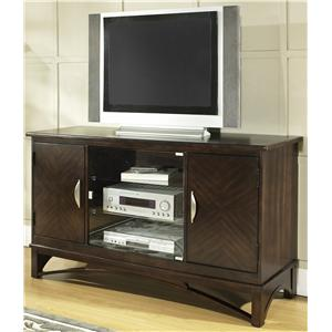 Morris Home Furnishings Cirque Entertainment Console