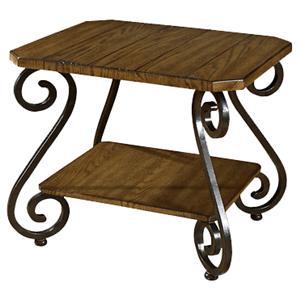 Somerton Covington End Table