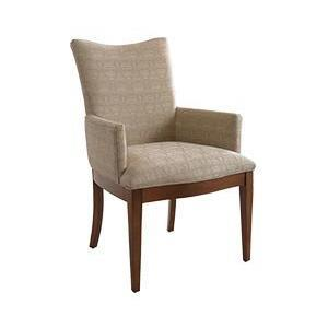 Morris Home Furnishings A' La Carte Dining  Alessandra Dining Arm Chair