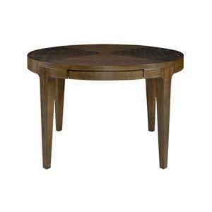 Morris Home Furnishings A' La Carte Dining  Seattle Round Dining Table